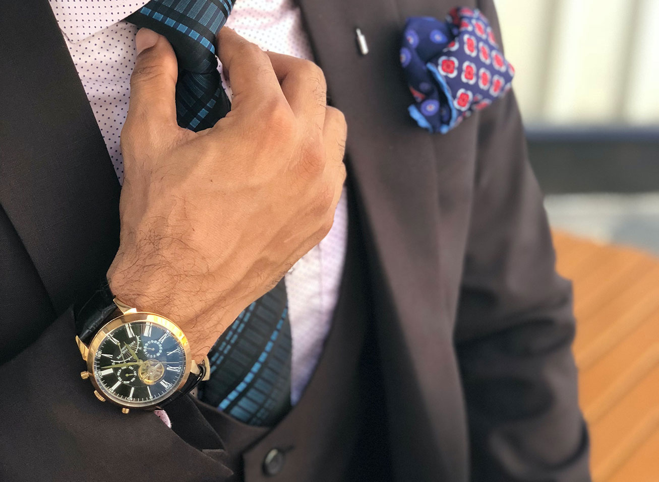 Luxury watches at The Thailand International Boat Show in Phuket