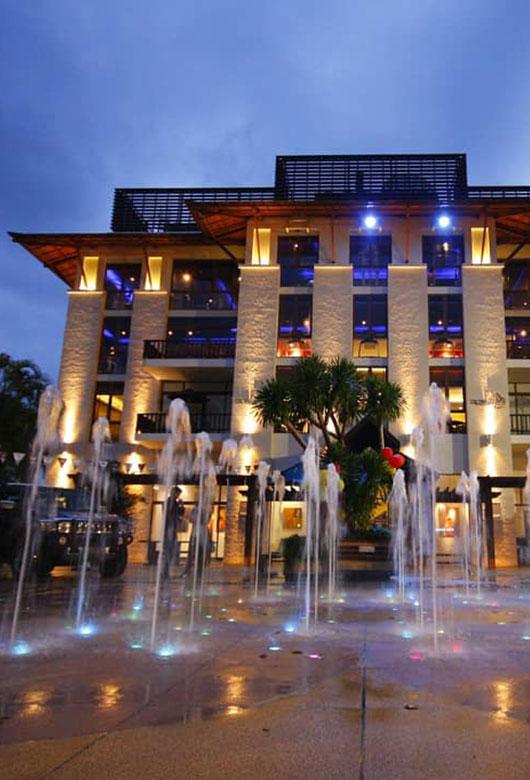 Royal Phuket Marina Exhibition Area