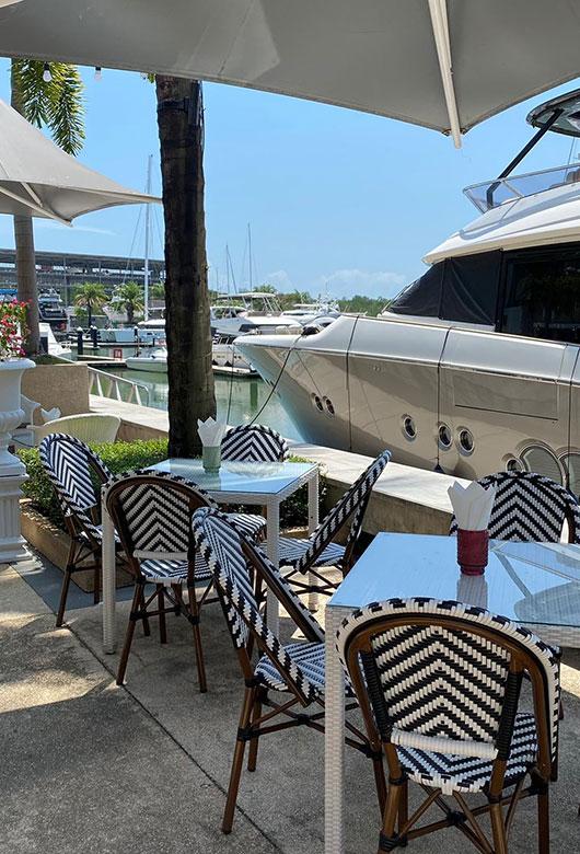 Royal Phuket Marina Restaurants