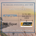 The Thailand International Boat Show Announces Official Media Partners