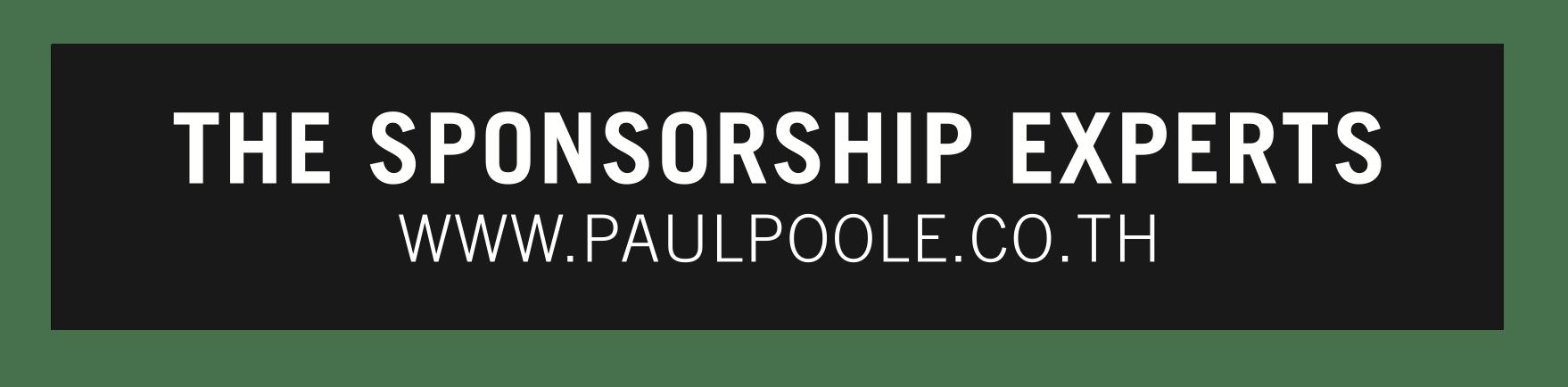 Paul Poole Sponsorship Experts - Thailand International Boat Show