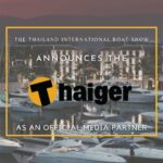 The Thaiger Announced as Official Media PArtner for 2022 Thailand International Boat Show