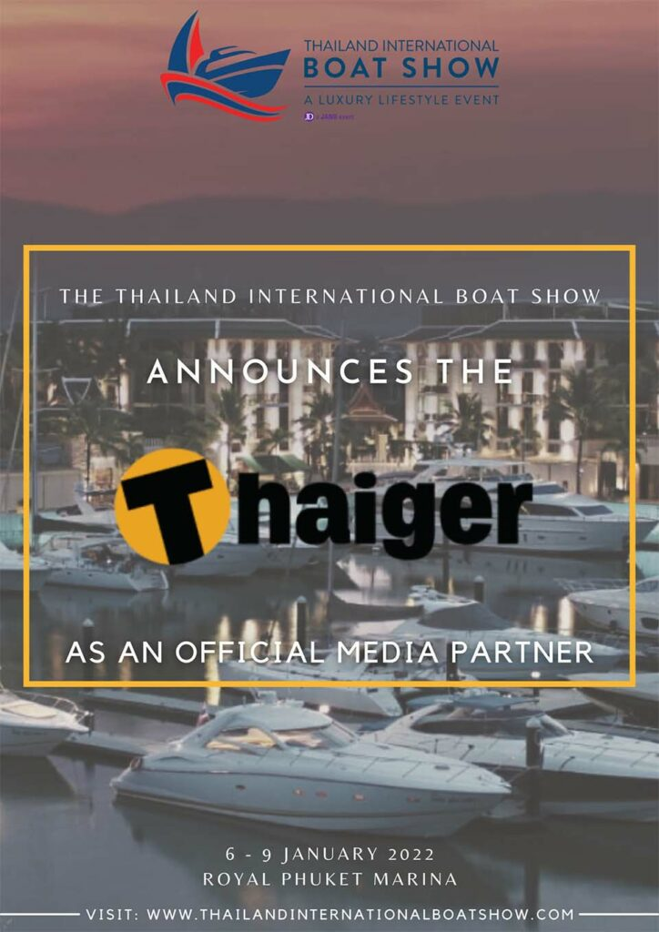 The Thaiger announced as official media partner for The Thailand International Boat Show